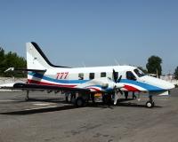 В Самаре испытали самолет «Рысачок»