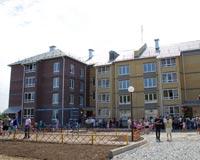 Строительство дома в Богандинке завершено
