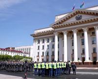 Тюменские полицейские не пострадали при теракте в Грозном