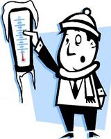 В начале недели в Тюменской области похолодает до -40