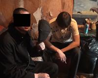 Наркопритон «накрыли» по сигналу соседей