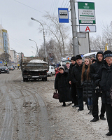 Тюменская дорожная инспекция проверяет чистоту карманов