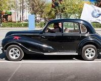 Автопробег от BMW-клуба: посвящается Дню Победы
