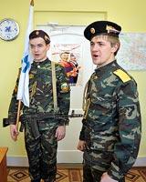 Защитники Отечества поклялись быть верными 72.ru