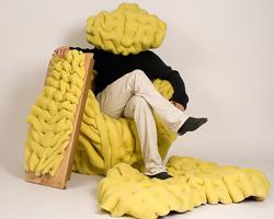 Мебель из мозговых волн