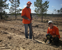 Промсвязьбанк принял участие в акции «Посади дерево»
