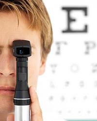 Школьникам проверят зрение за пять минут