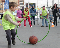 В субботу в Тюмени определят самую спортивную семью