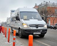 Городские маршрутки вновь меняют направление