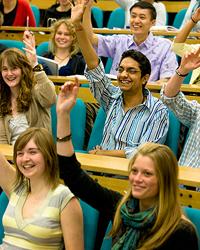 Инициативу создания ассоциации студентов поддержал Путин