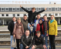 Эксперты сервиса АЗС посетили Тюмень