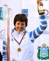 Тюменские лыжники завоевали медали Всероссийских соревнований