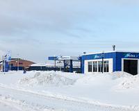 В Тарко-Сале и Пуровском появились АЗС «Газпромнефть»
