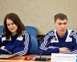 Областная федерация карате воспитывает будущих олимпийских чемпионов