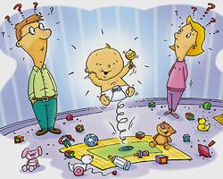 О развитии младенца и о том, что на него влияет