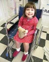 Детей с ДЦП будут лечить в Израиле