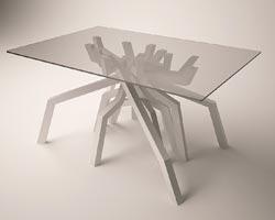 Паучий стол, или Природные идеи