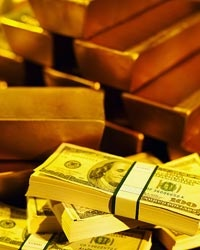 Евро или доллар? А может, золото?