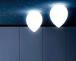 Воздушные светильники