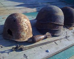 Тюменцы едут в экспедицию искать медальоны и останки солдат