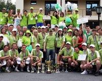 Горячие матчи прошли на Сбербанкиаде в Тюмени