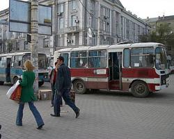 Автобусы пойдут по-новому. Платить будем по-старому