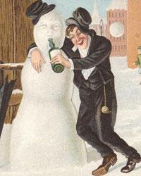 Как выйти сухим из новогодних праздников