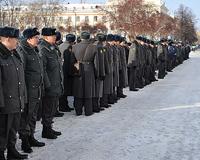 Полицейские отработали правила поведения перед выборами