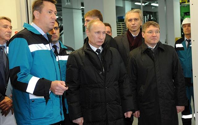 Топ-10: Путин и стерхи – цели визитов