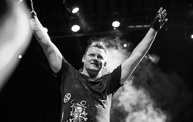 Андрей Князев, лидер группы KnяZz: «От большинства рок-фестивалей пахнет мертвечиной»