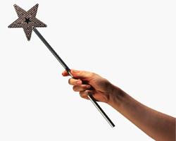 Отказаться от волшебной палочки