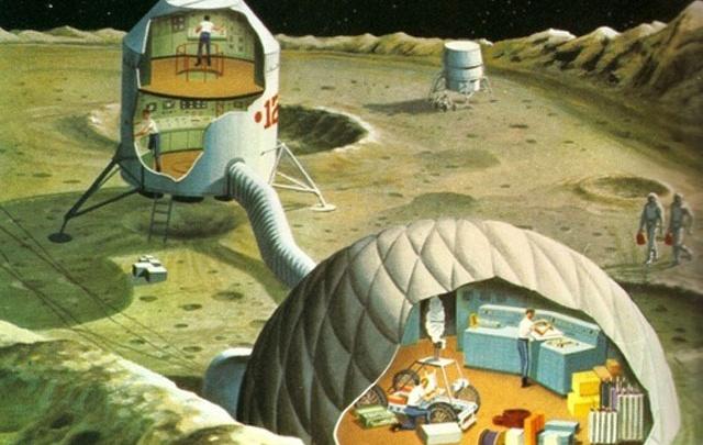 На Луне рабочий день неограничен