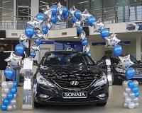 Hyundai Sonata New уже в Тюмени