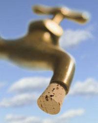 67 домов города остались без воды на сутки