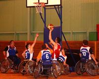 Тюмень принимает сильнейших спортсменов-инвалидов