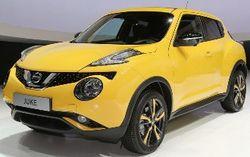 Nissan начал выпуск обновленного кроссовера Juke