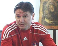 Дмитрий Аленичев: «Молодое поколение портят большими контрактами»