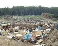 Из-за бездействия администраций вокруг сел растут стихийные свалки