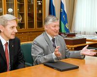 В области хотят открыть шахматную школу Анатолия Карпова
