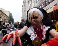 ТГРК просит привлечь организаторов «Зомби-моба» к ответственности