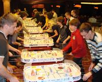 В тюменском кафе пройдет чемпионат по хоккею