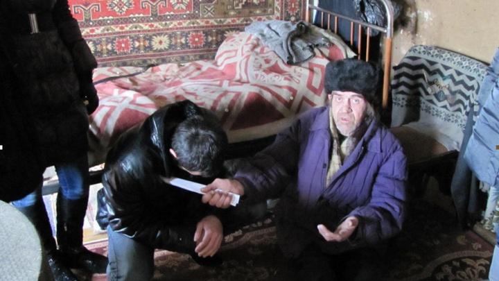 Пенсионер 10 дней прятал труп в кладовой в сенях дома