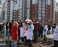 Концерт в поддержку тюменского школьника собрал более 100 тысяч