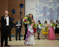В «Газпромнефть-Тюмени» прошел конкурс красоты