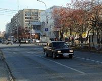 Улицу Фабричную перекроют на два дня из-за ремонта дороги