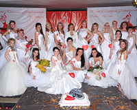 Прием заявок на фестиваль невест продлен
