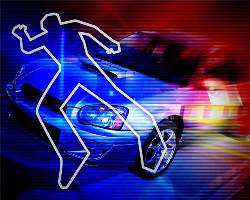 На улице Парфенова Porsche Cayenne сбил женщину с двумя детьми