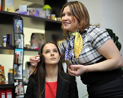 «Орифлэйм» подарит тюменкам 15 тысяч сеансов макияжа