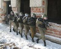 Спецназ челябинского ГУФСИН отмечает юбилей