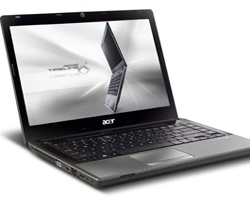 Acer TimeLine 4820TG – идеальный ноутбук-универсал